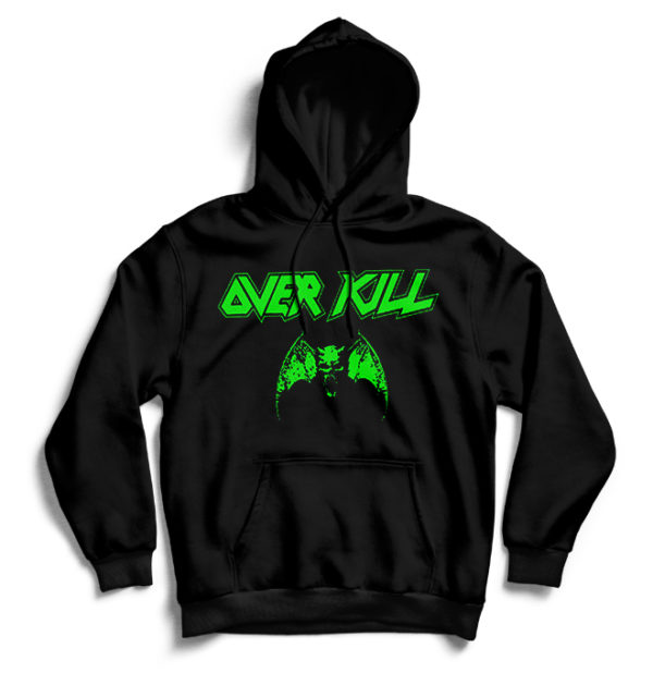 худи Over Kill