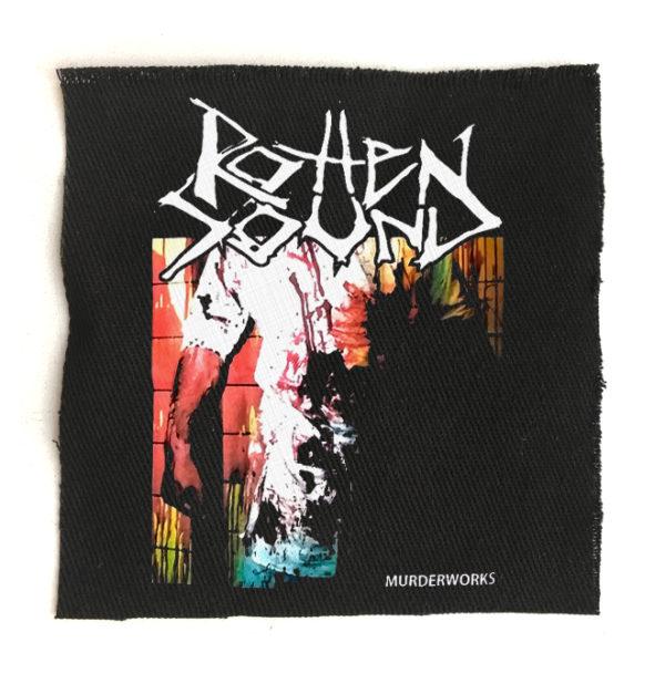 нашивка Rotten Sound