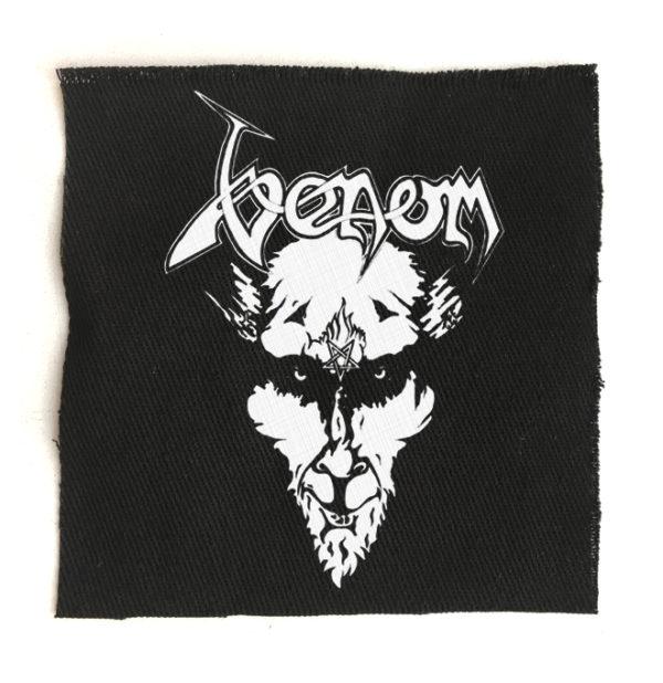 нашивка Venom