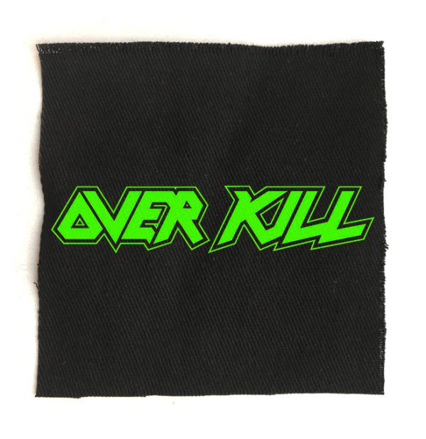 нашивка Over Kill
