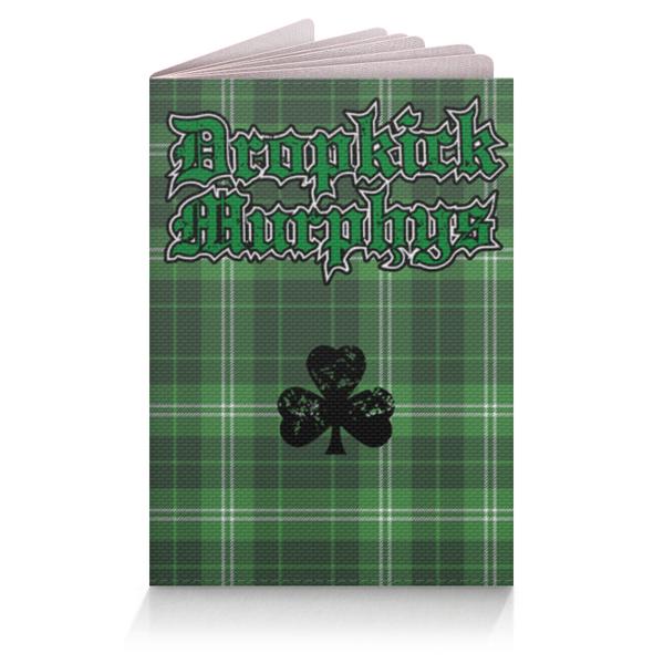 Обложка на паспорт Dropkick Murphys