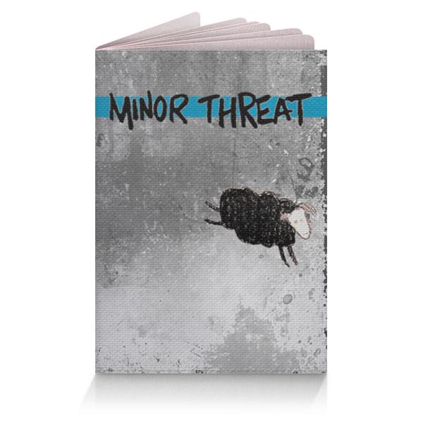 Обложка на паспорт Minor Threat