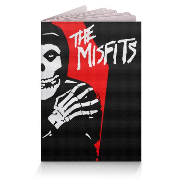 Обложка на паспорт Misfits