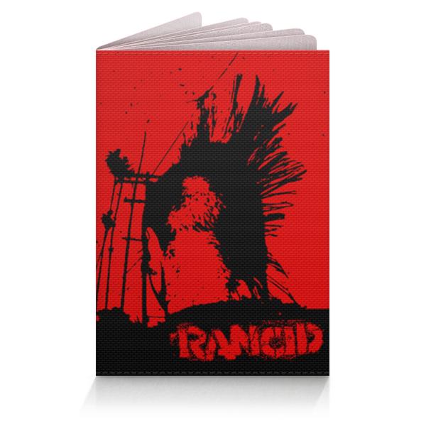Обложка на паспорт Rancid